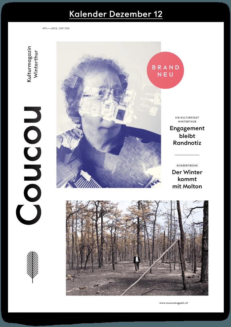 Coucou Ausgabe 1