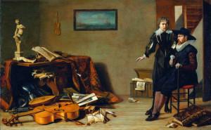 Das Goldene Zeitalter niederländischer Malerei